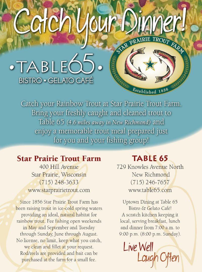 Table 65 Bistro - Gelato Cafe\'